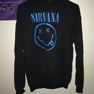 Other - Nirvana hoodie